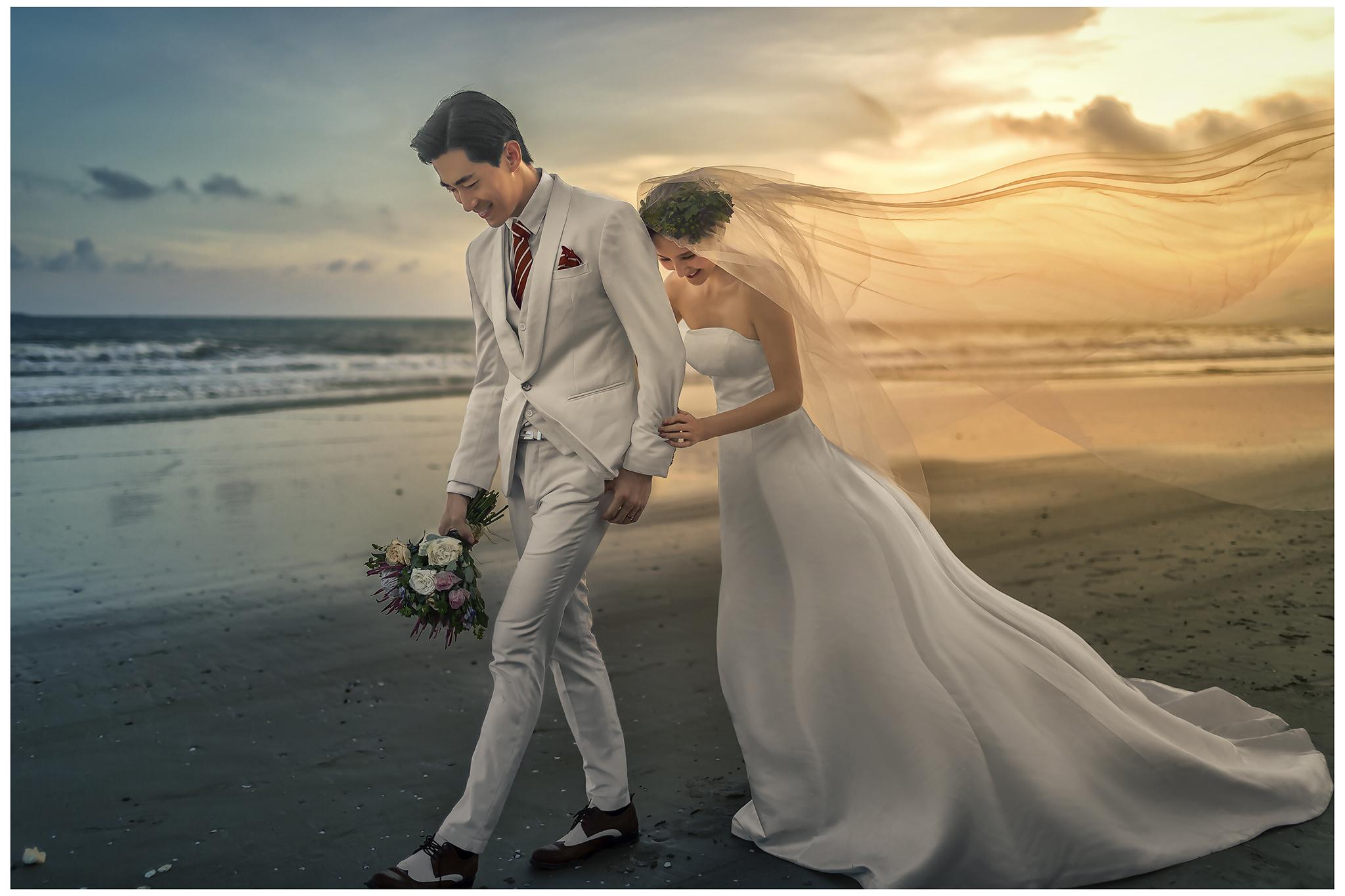 Chọn studio ảnh cưới Đà Nẵng không nên đặt nặng vấn đề kinh tế