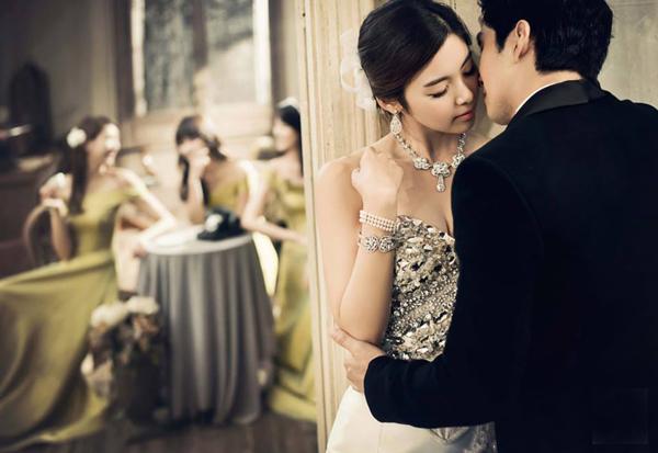 Chụp ảnh cưới theo phong cách Hàn 3