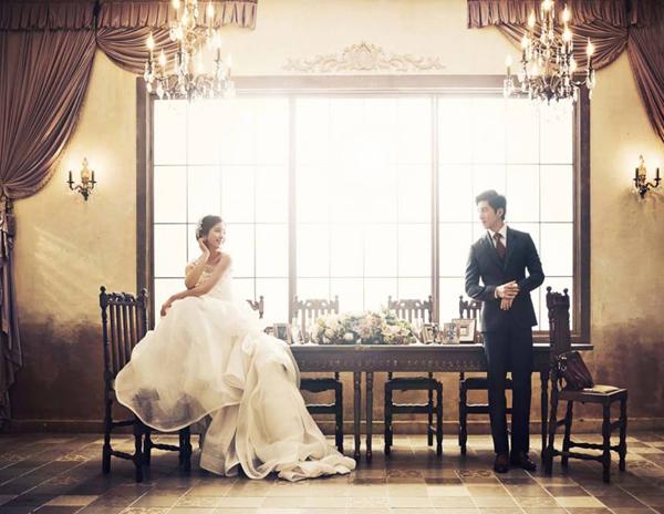 Chụp ảnh cưới theo phong cách Hàn 6