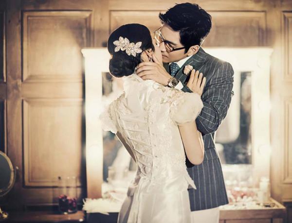 Chụp ảnh cưới theo phong cách Hàn 8