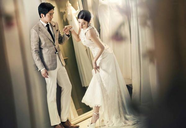Chụp ảnh cưới theo phong cách Hàn 13