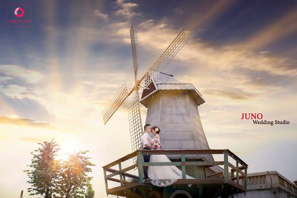 Juno Studio chụp ảnh cưới đẹp